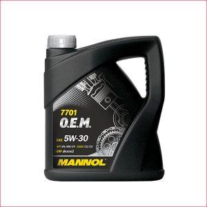 MANNOL-7701-O.E.M.-5W-30-4L