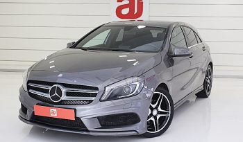 Mercedes-Benz A 180 CDi BE AMG Line.