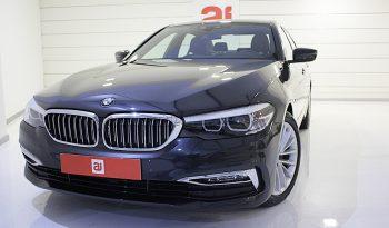 BMW 520 d A LUXURY Line 4P
