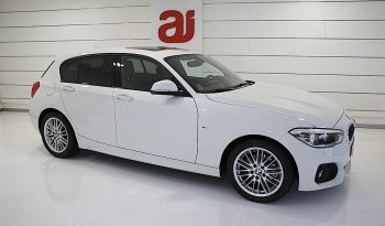 BMW 116d Pack M Cx. Steptronic 5p