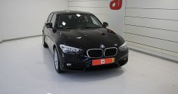 BMW 116d EfficientDynamics Advantage aut